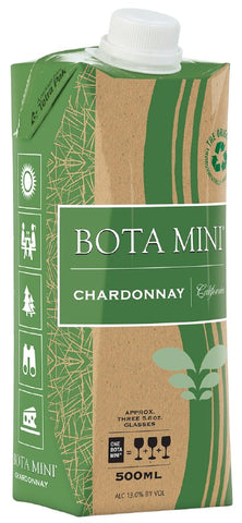 Bota Mini Chard 500ml