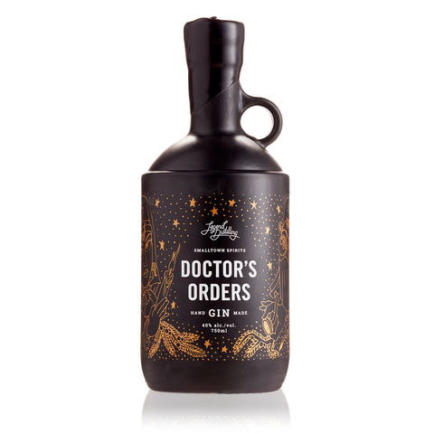 Legend Doc's Orders Gin 750ml