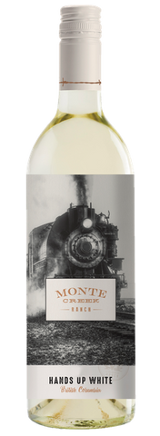 Monte Creek Hands Up White
