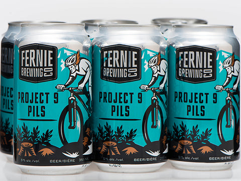 Fernie - Project Pils 6Can