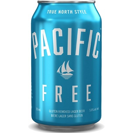 Pacific Gluten Free Lager 6pk