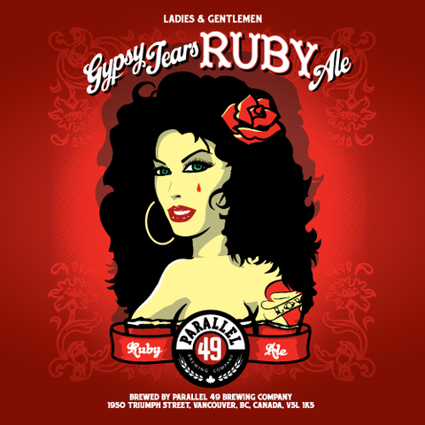 P49 - Ruby Tears - NW Red Ale