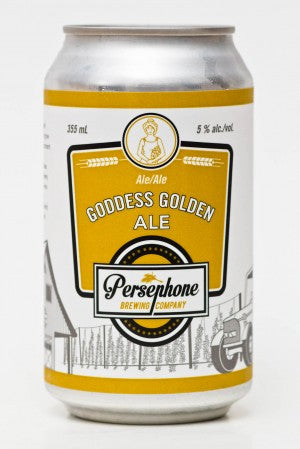 Persephone Golden Ale 6Cans