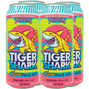 Phillips - Tiger Shark - Singl