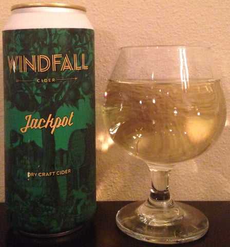 Windfall Cider Jackpot 473 ml