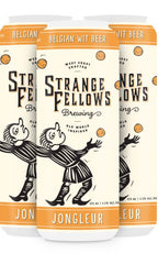 Strange Fellows - Jongleur Wit