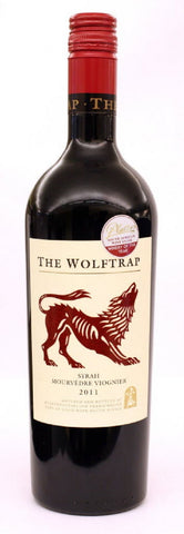 The Wolftrap Syrah Mourvedre
