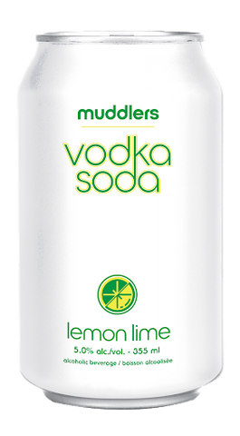 Muddler's VS Lemon Lime