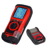 Analizador portatil de 5 gases HHGA5CP con impresora Snap-On