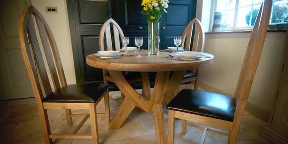 French Oak Dining