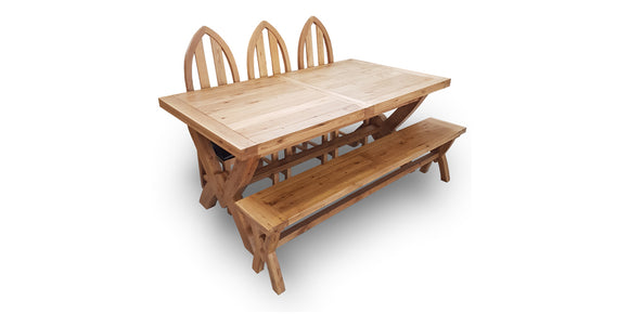 French Oak Table Sets