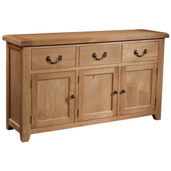 brockenhurst-oak-3-door-3-drawer-sideboard
