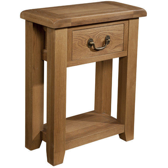 brockenhurst-oak-1-drawer-console-table