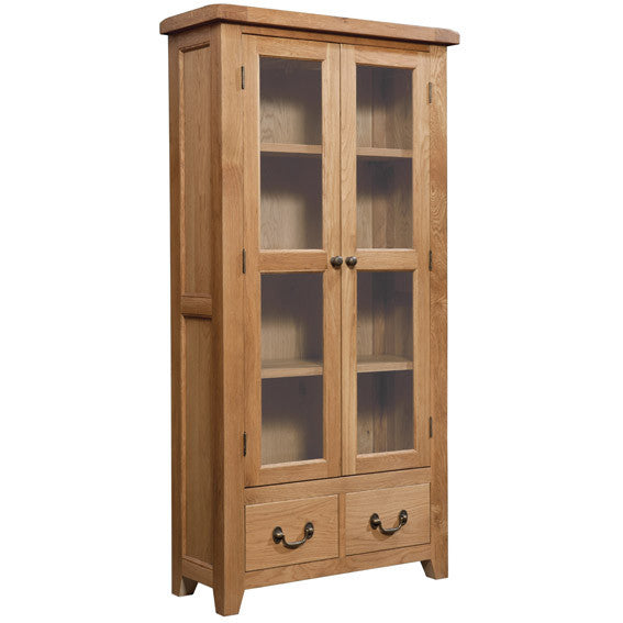 brockenhurst-oak-display-cabinet