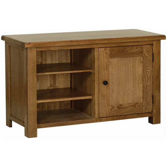 Petersfield Oak Standard TV Unit