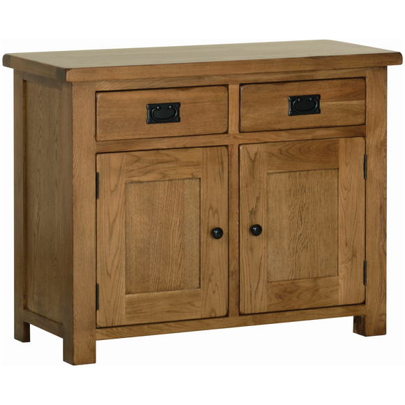 Petersfield Oak Small Sideboard