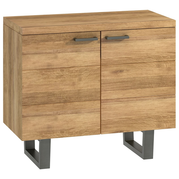 Foundry Oak 2 Door Sideboard