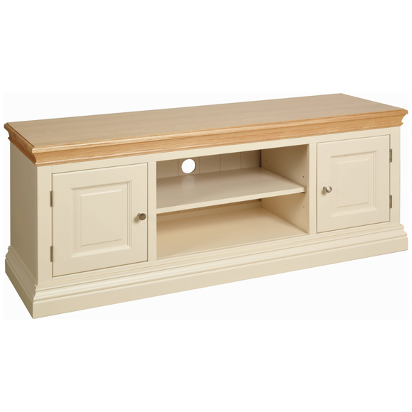 Eton Ivory 2 Door TV Unit