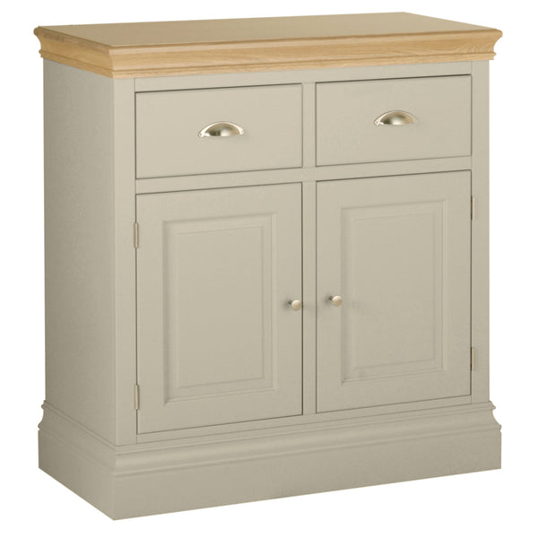 Eton Platinum 2 Drawer Sideboard