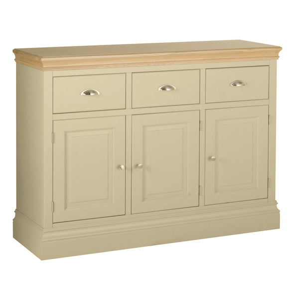 Eton Truffle 3 Drawer Sideboard