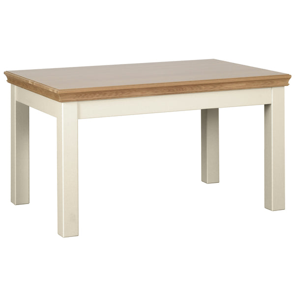 "Eton Platinum 4'6"" Fixed Top Table"