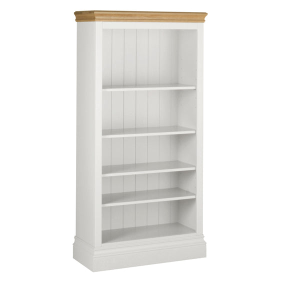 Eton White 5' Bookcase