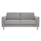 Cleveland 2 Seater Sofa Light Grey