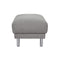 Cleveland Footstool Light Grey