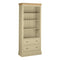 Eton Truffle 6' Bookcase with Drawers