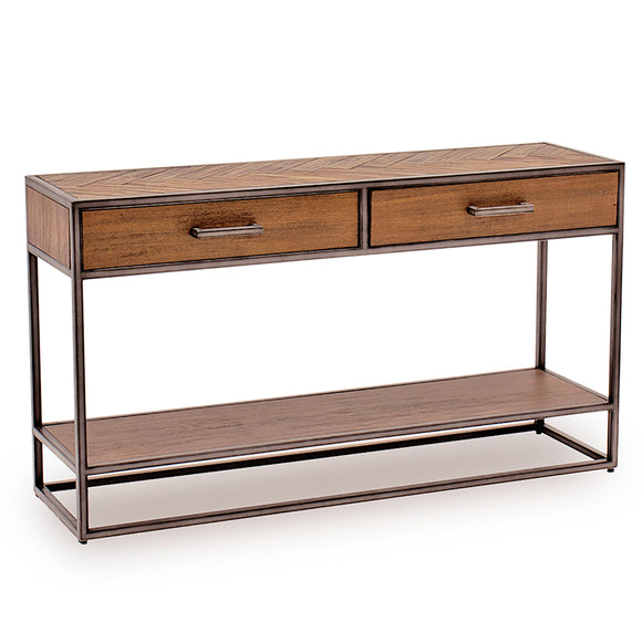 Aberdeen 2 Drawer Console Table