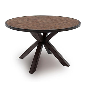 Aberdeen Round Dining Table