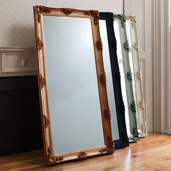 Gold Beaulieu Leaner Mirror