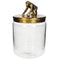 Brass Monkey Jar