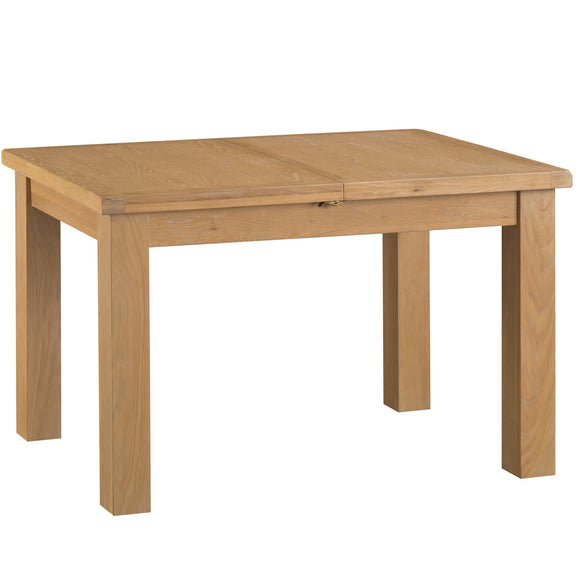 Country Oak 1.2m Extending Table