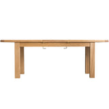 Country Oak 1.7m Extending Table