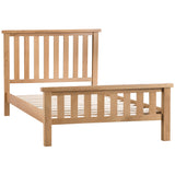 Country Oak Bed