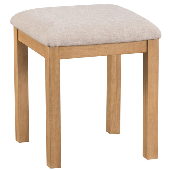 Country Oak Stool