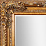 Gold Carved Vienna Wall Mirror