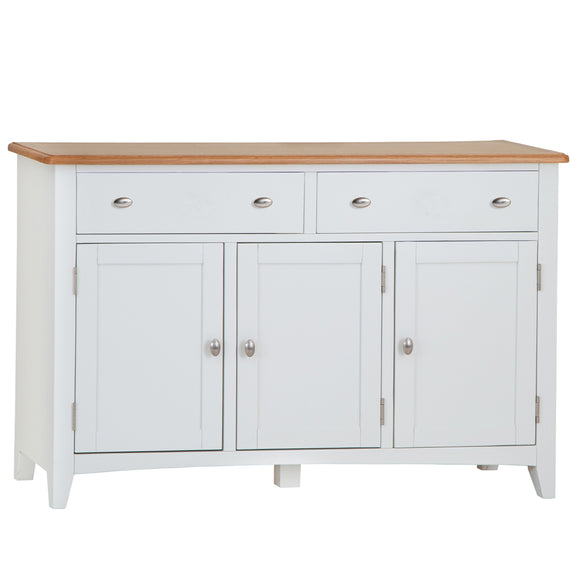 Chichester Painted 3 Door Sideboard