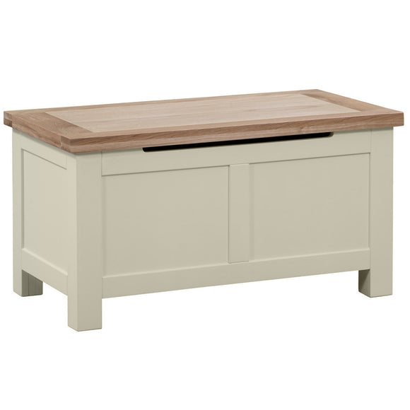 Oxford Painted Blanket Box