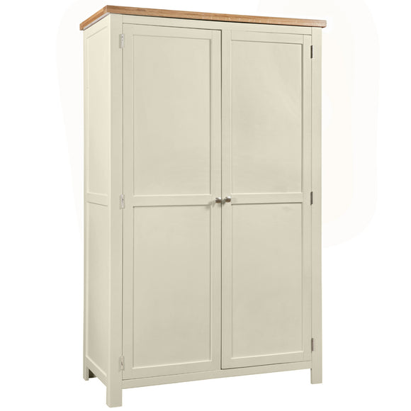 Oxford Painted All Hanging Double Wardrobe