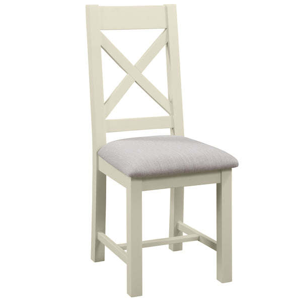 Oxford Painted Cross Back Dining Chair