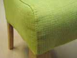 Lime Hampshire Fabric Chair