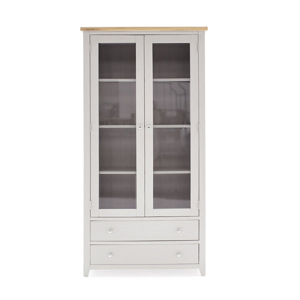 Richmond Painted Display Cabinet