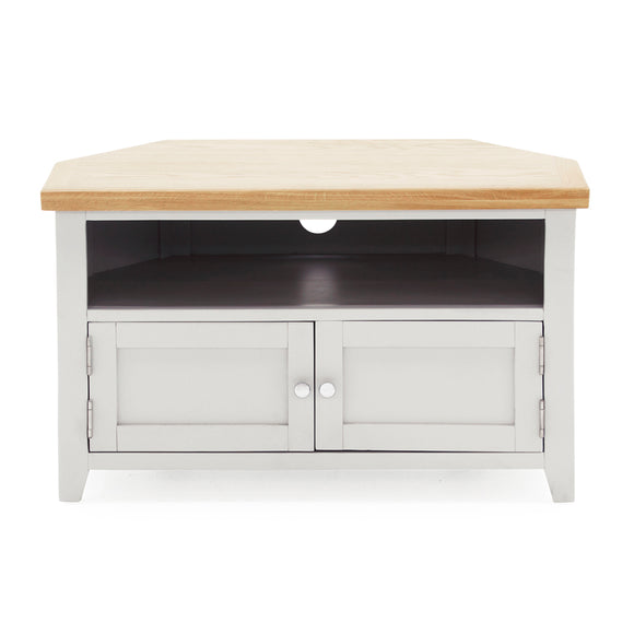 Richmond Painted Corner TV Unit
