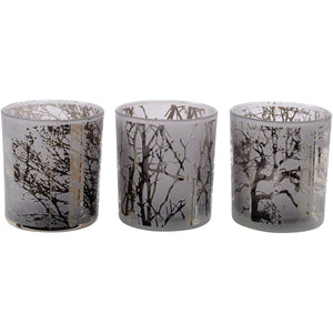 Set of 3 Branches Tealight Holders