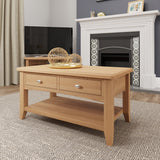 Chichester Oak Large Coffee Table