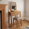 Chichester Oak Dressing Table Mirror