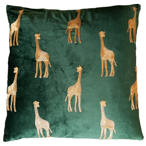 Giraffe Safari Cushion