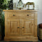 French Oak Mini Sideboard
